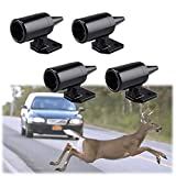 Best Deer Whistles - Ansblue Deer Alert for Vehicles,Animal Deer Warning Alarm,Avoids Review