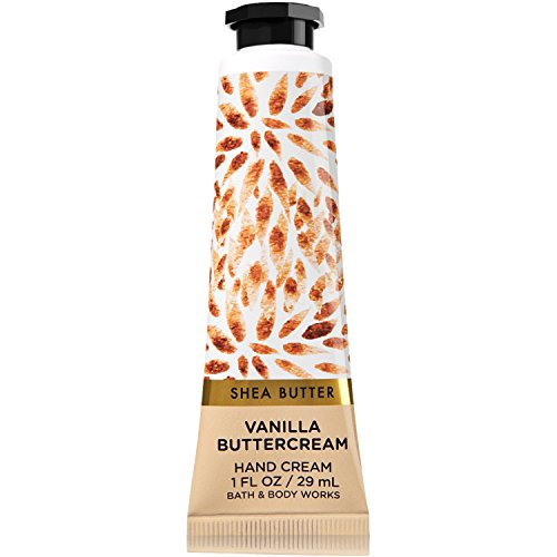 Bath & Body Works Shea Butter Hand Cream Vanilla (Scented Vanilla Hand Cream)