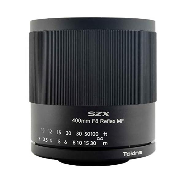 RetinaPix Tokina SZX Super Tele 400mm F8 Reflex MF Fuji X