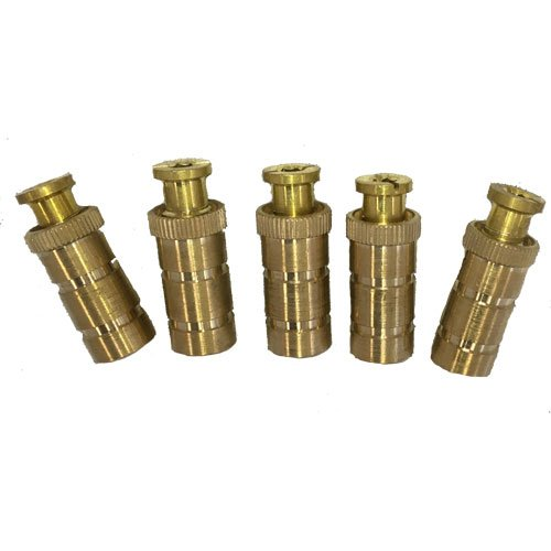 Pool Safety Cover Brass Anchors - 5 Pack