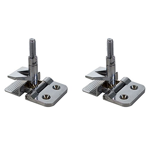 2 PC Screen Frame Butterfly Hinge Clamps For Silk Screen Printing Sturdy Quality