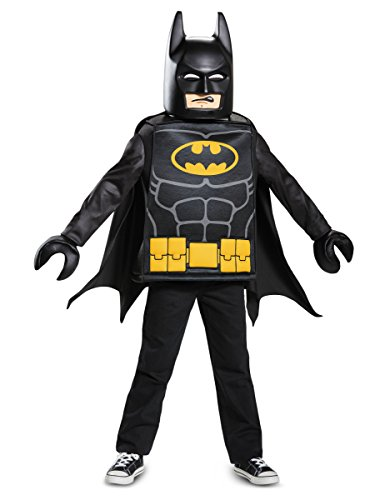 [Boys LEGO Batman Movie Classic Halloween Costume] (Batman Costume Vigilante)