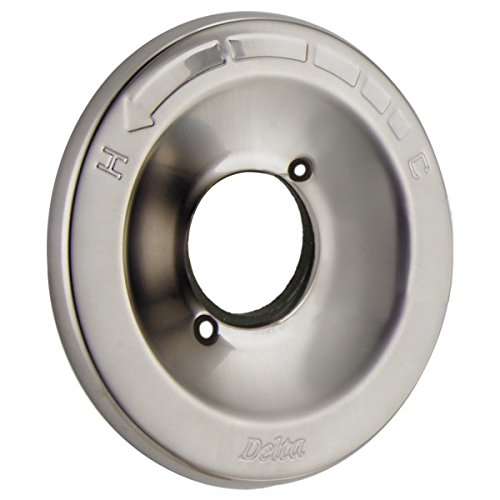 Delta RP74149 Replacement Escutcheon Plate Only, Brilliance ()