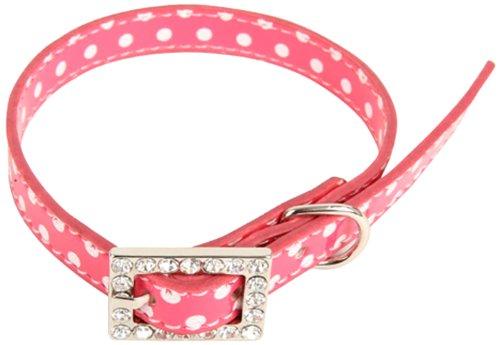 Puppia Victoria Collar, Pink, Small