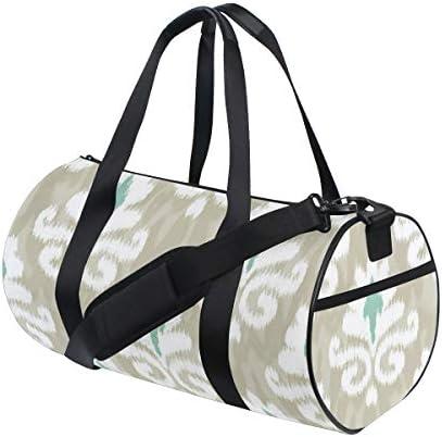 ボストンバッグ 民族調 幾何 ジムバッグ ガーメントバッグ メンズ 大容量 防水 バッグ ビジネス コンパクト スーツバッグ ダッフルバッグ 出張 旅行 キャリーオンバッグ 2WAY 男女兼用