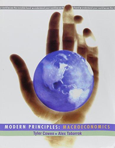 Download Modern Principles of Macroeconomics & Aplia 1 semester