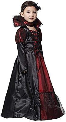 Better-Life Disfraz Vampiro Chica Disfraz Condesa Gótica Dama ...