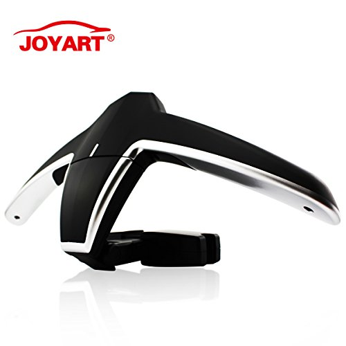 Joyart Car Seat Headrest Hanger Suit Jacket Clothes, Multi-Purpose Storage High End Car Holder Black
