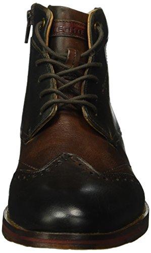 Daniel Hechter 811212201111, Zapatillas de Estar por Casa para Hombre Marrón - Braun (Braun / taupe 6014)