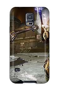 Excellent Design Borderlands: The Pre-sequel Phone Case For Galaxy S5 Premium Tpu Case