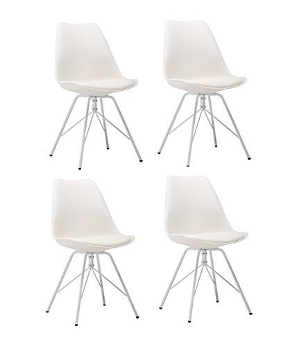 Design Furniture Collection DFC Eames Style Upholstered Dini