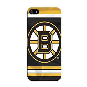 ArtPopTart Iphone 5/5S Protective Case,Fashion Popular Boston Bruins Designed Iphone 5/5S Hard Case/Nhl Hard Case Cover Skin for Iphone 5/5S