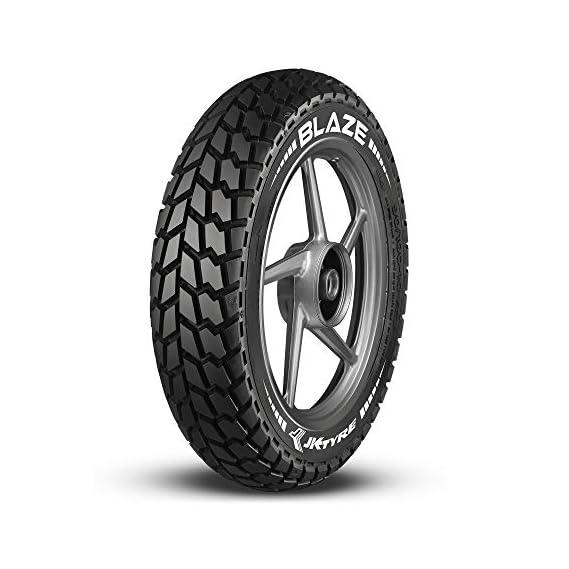 JK Tyre BLAZE BA23 90/90-12 Tubeless Scooter Tyre, Front & Rear