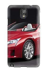 New Design Shatterproof BhfSqbV7776CooJu Case For Galaxy Note 3 (lexus Lfa 34)