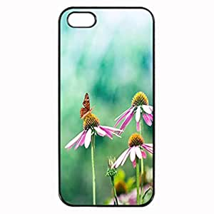 For Case Samsung Galaxy S3 I9300 Cover - butterfly flower spring pink Patterned Protective Skin Hard For Case Samsung Galaxy S3 I9300 Cover - Haxlly Designs Case