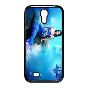 Anime Mermaid Samsung Galaxy S4 9500 Cell Phone Case Black Zyhtd