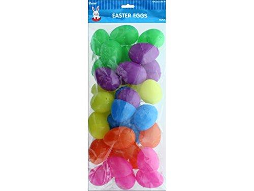 Darice Fillable Plastic Easter Egg VP -