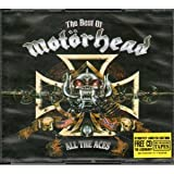 CD Album ( 15 Titel) motörhead ace of spades , killed by death,over the top , iron first, louie louie , orgasmatron, the road crew , deaf forever, love me like a reptile u.a.