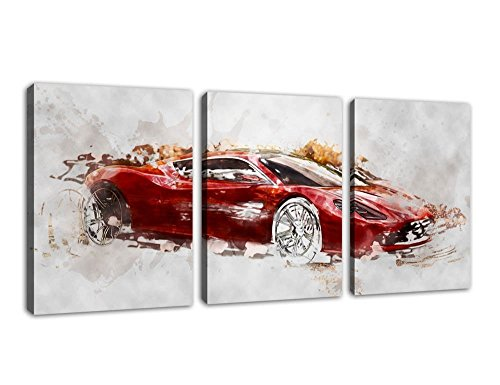 Canvas Abstract Painting Prints Framed product image
