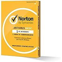 Norton Antivirus Basic 1.0 It 1 User 1 D