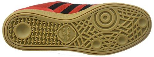 Adidas gum black Scarlet Ftwwht Gum Skate 5 Busenitz bianco 10 rfRrq4U