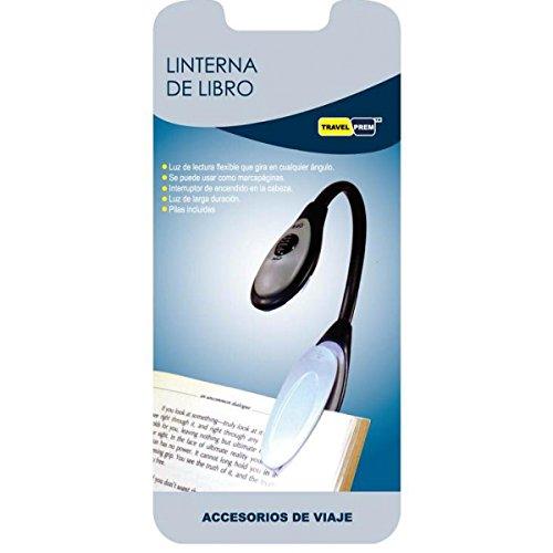 Luz de Libro para Leer con Pinza: Amazon.es: Hogar