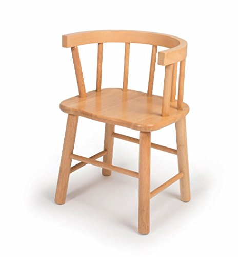 - Whitney Brothers WB0178A Bentwood Back Maple Chair