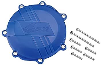 UFO - Cubierta para embrague w/Kit de montaje Yamaha YZF/WR 450 azul ac02402: Amazon.es: Coche y moto