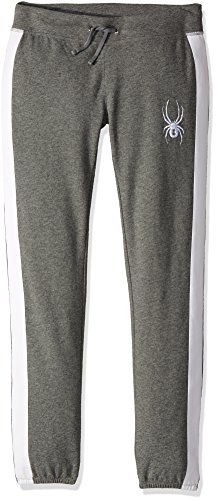 Womens Vintage Fleece Pants - Spyder Women's Vintage Fleece Sweat Pant, Cirrus, Small