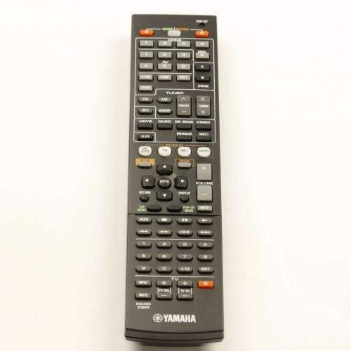 Original Yamaha ZF303700 Remote for RX-V575, RAV498 And HTR-5066