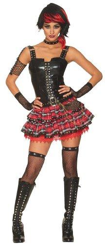 Adult American Punk Costume -