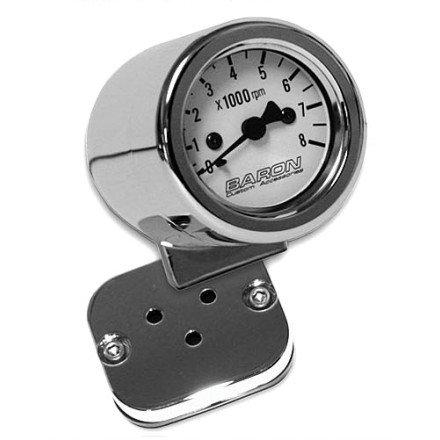 04-09 HONDA VTX1300C: Baron Custom Accessories Master Cylinder Mount For Mini Bullet Tachometer