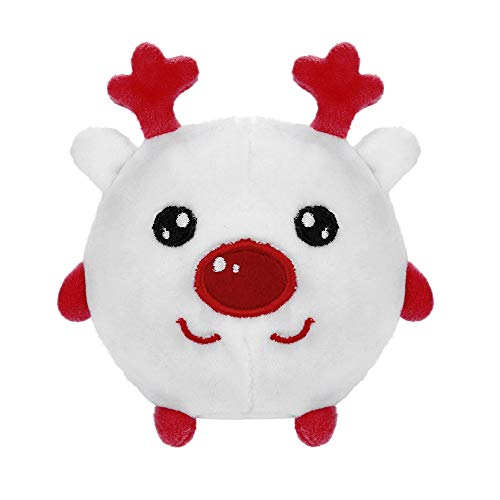 DICPOLIA Christmas-Furry-Squishies-Fruits-Scented-Charm,Slow-Rising-Toys-Mochi-Squishy-Kids,Party-Favors-Box-Eyeball-Candy-Squishy,Food-Squishies-Party-Packs-Favors-for-Kids (E) ()