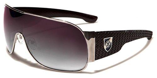 Oxygen Lunettes de Soleil Aviator Masque - Ville - Mode - Fashion - Moto -  Plage   Mod D. Bali Argent Noir Gradient Violine  Amazon.fr  Auto et Moto f3c77c3f99d2