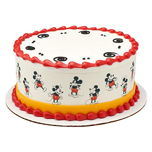 mickey mouse icing - 7