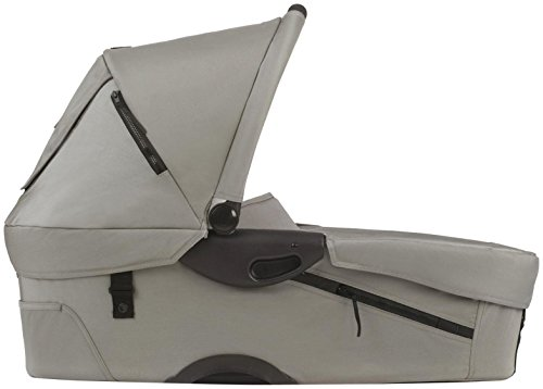 Mutsy EVO Bassinet - Urban Nomad Lite Grey - Special Edition by Mutsy