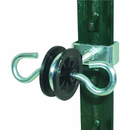 Farm Fence Gates (Field Guardian 2-Ring Gate Ends for T-Posts)