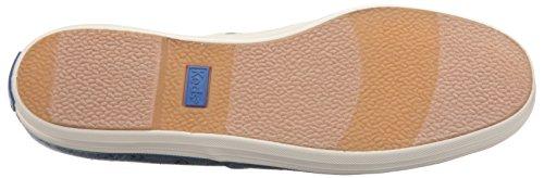 Denim Taylor Fashion Heart Women's Swift Sneaker Embroidery Keds Light Indigo Blue 5qnTtZYx