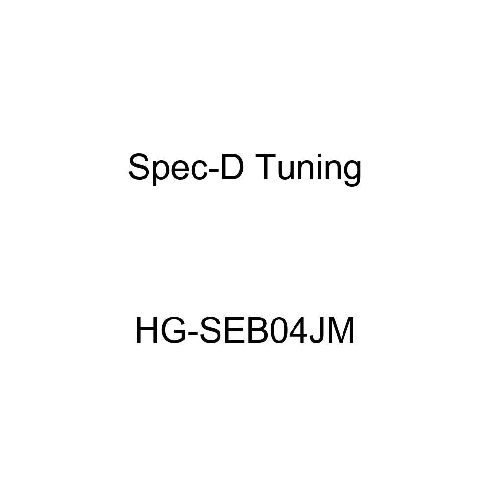 Spec-D Tuning HG-SEB04JM Black Grille Mesh