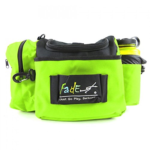 Fade Crunch Disc Golf Bag - Electric Lime