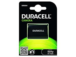 Duracell DR9954 - Batería para Sony NP-FW50 (Li-ion, 900 mAh, 7.4 V)