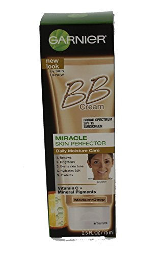 Garnier BB Cream Skin Renew Medium Deep