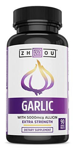 Extra Strength Garlic with