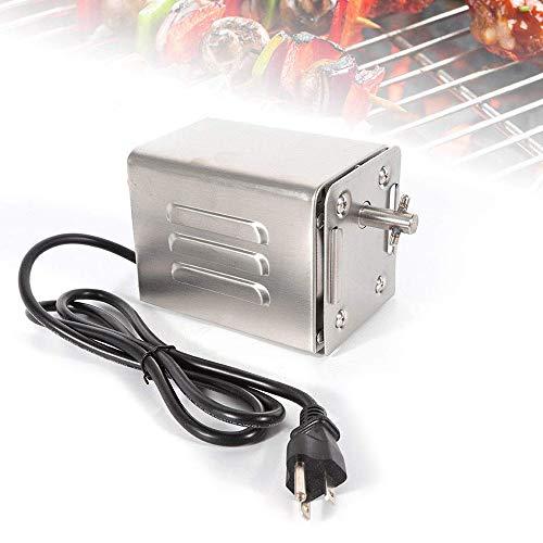 Amazon.com : Uttiny Rotisserie Motor, 15W Stainless Steel BBQ Grill ...