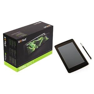 7インチタブレット ZOTAC NVIDIA Tegra Note 7 SPセット ZT-TN701-10J-AMSPKIT