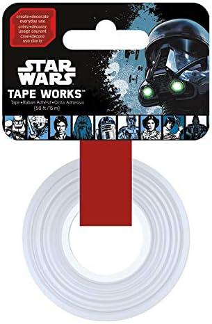 Star Wars Themed Scrapbooking Adhesive Masking Tape Roll