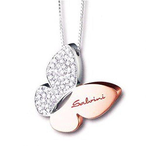 Collier Salvini Femme 20016835or diamant