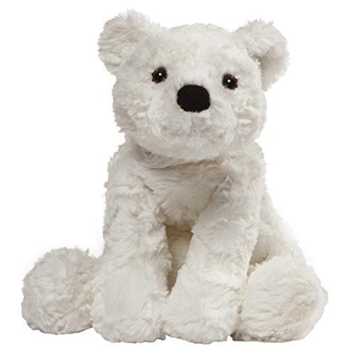 GUND Cozy Collection Holiday Polar Bear Holiday Plush, 8""