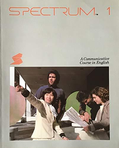 Spectrum 1: A Communicative Course in English : Teachers Edition/20103