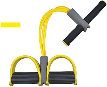 Bodybuilding Fitness PEDALE Tirare La Corda Resistenza Esercizi Yoga SIT UP Corda